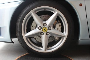 2002 02 FERRARI F360 SPIDER MANUAL 9
