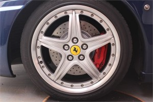 2003 53 FERRARI F360 SPIDER MANUAL 9
