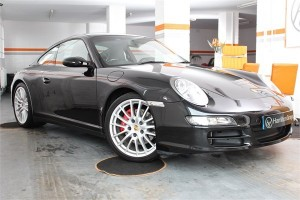 2006 06 PORSCHE 997 CARRERA 4S COUPE MANUAL 6