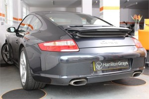2007 07 PORSCHE 997 CARRERA 2 COUPE MANUAL 2