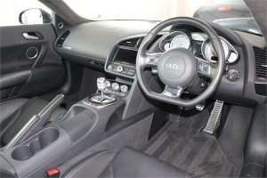 2008 58 AUDI R8 V8 COUPE 3