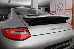 2009 09 PORSCHE 997 GEN II CARRERA 2 COUPE MANUAL 11