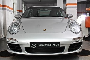 2009 09 PORSCHE 997 GEN II CARRERA 2 COUPE MANUAL 4