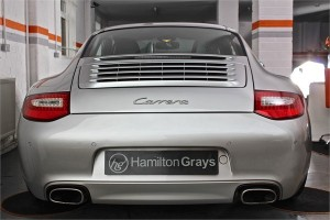 2009 09 PORSCHE 997 GEN II CARRERA 2 COUPE MANUAL 5