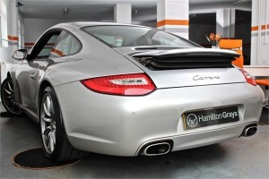 2009 09 PORSCHE 997 GEN II CARRERA 2 COUPE MANUAL 7