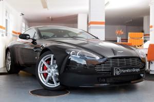 Aston Martin Vantage V8 Front Side 2