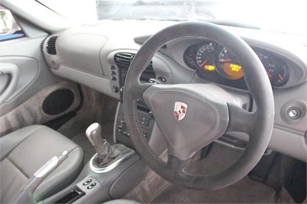 2000 X PORSCHE 996 TURBO COUPE MANUAL 3
