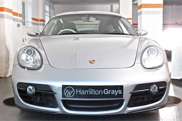 2008 08 PORSCHE CAYMAN 3.4 S MANUAL 3