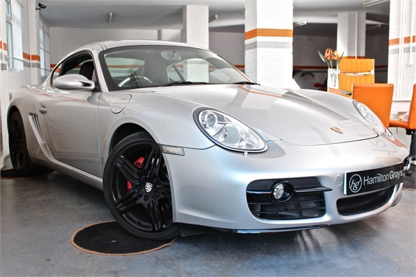 2008 08 PORSCHE CAYMAN 3.4 S MANUAL 5