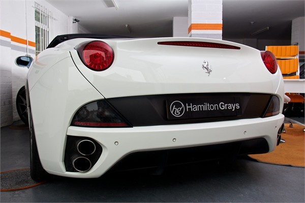 2009 09 FERRARI F1 CALIFORNIA 2
